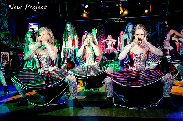 Школа танцев Новосибирск  New Project студия