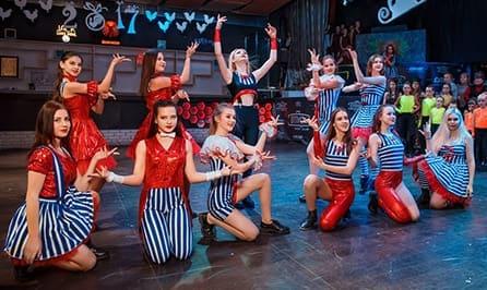 Танцевальные школы в Новосибирске