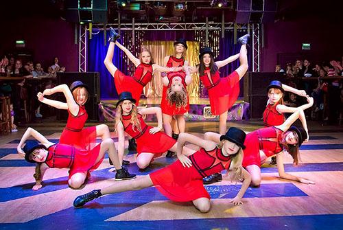 Метро занятия танцами для детей от 5 до 7 лет.